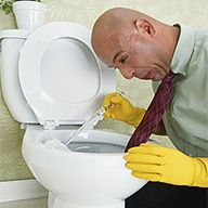 "The restroom is serviced regularly, the soap dispensers are filled and the counters, fixtures and floors have been wiped down or mopped. But there is still that smell! You have to ask, ""Do they know where to clean?"" http://thecleanestimage.com/restroom-odor-solution"