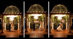 Twinkle Lights at Villa de Amore Temecula, California Vineyard Wedding Venue | Villa de Amore