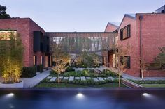 An amazing house inside and out - by another favourite local architecture firm - Jackson, Clements & Burrows