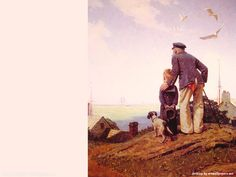 norman rockwell paintings | Norman Rockwell Paintings, Posters, Prints , Art Wallpapers