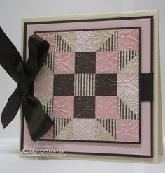 Quilt Diva by stinkincute - Cards and Paper Crafts at Splitcoaststampers