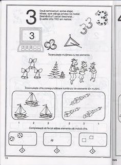 57 atividades de matemática para sala de aula - Como Fazer Preschool Math, Kindergarten, Math Numbers, Kids Learning, Worksheets, Projects To Try, Journal, Album, Crafts