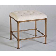 Katherine Vanity Stool Hillsdale Furniture http://www.amazon.com/dp/B00AVZMVFQ/ref=cm_sw_r_pi_dp_HGoiwb1KB74DE