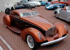 1934 Packard Myth