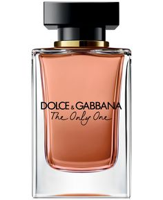 Shop The Only One Eau de Parfum by DOLCE&GABBANA at Sephora. This scent captures the essence of sophisticated and hypnotizing femininity. Perry Ellis Perfume, Channel Perfume, Dolce E Gabbana Perfume, Parfum Chloe, Perfume Diesel, Valentine Desserts, Best Perfume, Versace Perfume, Perfume Collection