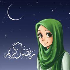 Ramadan Mubarak by on DeviantArt Ramadan Dp, Ramadan Wishes, Ramadan Gifts, Ramadan Mubarak, Ramadan Greetings, Ramzan Wallpaper, Decoraciones Ramadan, Romantic Couple Images, Girl Cartoon Characters