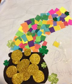 fun, colorful craft (From Tantrums to Treasure Hunts)