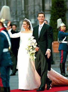 Infanta Cristina de Espana e Inaki Undargarin