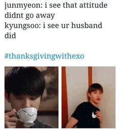 #ThanksgivingWithEXO #EXO