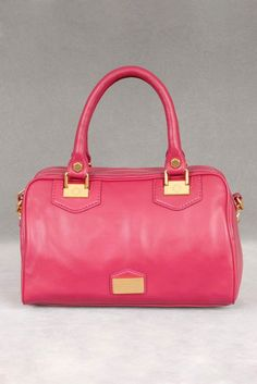 Marc by Marc Jacobs House Of Marc Snappy Satchel In Peony