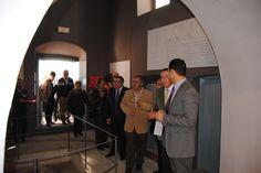 Tras la inauguración,  visita al Museo.  UnicoEnElMundo
