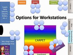 Mrs. King's Music Room: Music Workstations: Getting Organized