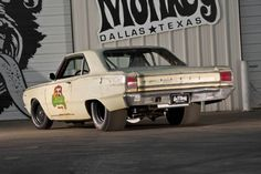 Revealed: How Gas Monkey's '67 Dart Beat Roadkill!