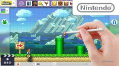 Super Mario Maker, les pubs américaine, japonaises et européenne