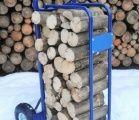 vozík na dřevo 1