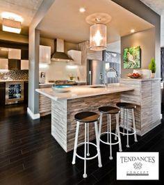 Vous cherchez des décor  de Cuisine de Tendances Concept sur Decotheca? Cliquez pour plus de détails de Tendances Concept