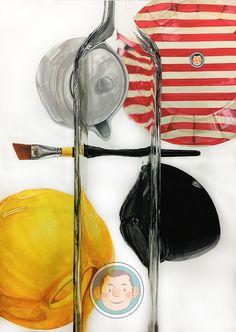 #기초디자인 #개체묘사 #투명체 기초디자인 Composition Design, Markers, Drawings, Painting, Color, Sketches, Colour, Sharpies, Marker