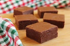 Delicious as it Looks: My Favorite Fudge Recipe