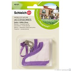 Schleich Blanket and Headstall Pony Purple Farm Life Accessories Sale 2020 The largest selection of Schleich toys Animals, Horses, Knights, Dinosaurs, Smurfs. Schleich Horses Stable, Horse Stables, Horse Tack, Bryer Horses, Best Friend Drawings, Toy Barn, Pink Blanket, Farm Toys, Headstall