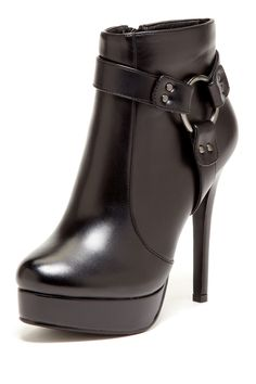 Charles David... I would if I could walk in them! Lol