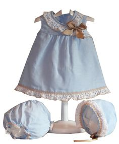 jesusitos niña - Buscar con Google Cute Little Girls Outfits, Toddler Outfits, Pretty Outfits, Kids Outfits, Moda Emo, Baby Couture, Frocks For Girls, Sweet Dress, Little Girl Dresses