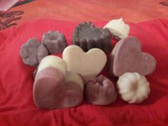 Valentine's Day chocolate n strawberry cp soaps