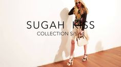 Fullah Sugah SS 14 | SUGAH KISS  Photography & Videography: George Katsanakis (10AM) Styling & Art Direction: Stavros Dal. Make Up & Hair: Hara Papanikolaou (10AM) Models: Kat (Dmodelagency) & Monika (Ace)r: Hara Papanikolaou (10AM) Models: Kat (Dmodelagency) & Monika (Ace)