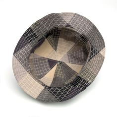2014 FW. Reversible bucket hat(reversed side).