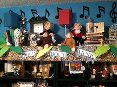 Music Safari Top of Bookshelf 2014-2015