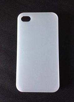 Kup mój przedmiot na #vintedpl http://www.vinted.pl/akcesoria/gadzety-technologiczne/10440816-case-etui-obudowa-iphone-44s-bialy-przezroczysty