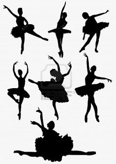 ballet dancer silhouette. life is about trying to dance in the rain quote…
