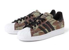 ADIDAS ORIGINALS SS2 BLISS/BLACK/WHITE CAMOFLAUGE  #sneaker