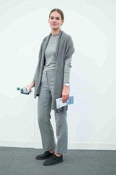 Cool-Art-Girl Street Style at Frieze London | Fashion, Trends, Beauty Tips & Celebrity Style Magazine | ELLE UK
