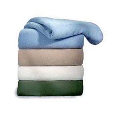 WestPoint Home Martex Super Soft Fleece Blankets Basil / Green - C106088