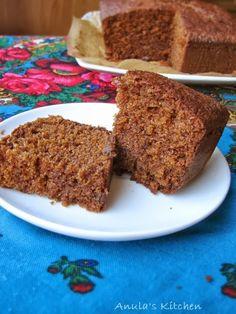 Anula's Kitchen: Double ginger cake - recipe by Nigel Slater. Mary Berry Ginger Cake, Baking Recipes, Cake Recipes, Bread Recipes, Boiled Fruit Cake, Cakes Plus, Lime Cake, British Baking, Classic Cake