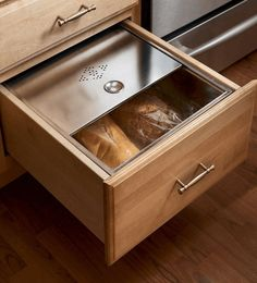 Kitchen Cabinet Drawer Boxes Bread
