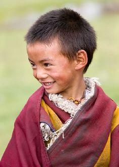 """child, tibet"" | united planet"