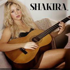 """LAS CADERAS TABASCO: Foto en HQ del álbum """"SHAKIRA."""""""