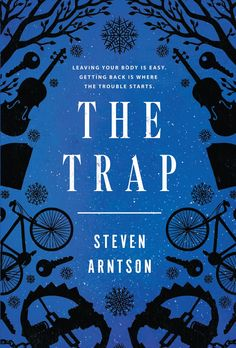 THE TRAP by Steve Arnston, 245 pp, RL 4. A fantastic book set in Iowa in 1963 that finds twins Helen and Henry, who are about to start middle school, diving into the mysterious disappearance of their friend's brother and the discovery of a book that teaches them the art of subtle travel, otherwise known as astral projection. Another winner from Arnston!
