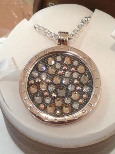 *Gorgeous!* Denim Dreams coin... Photo taken by John O Donnell Jewellers in Ireland! -xx-