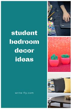 6 ways to redecorate your student room (and keep your deposit) – Finance tips for small business Cool Writing, Better Writing, Student Bedroom, College Success, Uni Life, Student Life, Creative Decor, Finance Tips, Money Saving Tips
