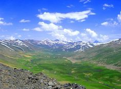 Glamorous Babusar Top Babusar Pass A Beautiful View As Well As Babusar Pass In Pakistan
