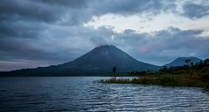 Interesting facts about Costa Rica: Lake Arenal