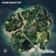 PlayerUnknown's Battlegrounds va primi o nouă hartă PUBG