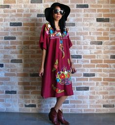How to Wear It- Mexican Peasant Look shoplatitude.com/blog