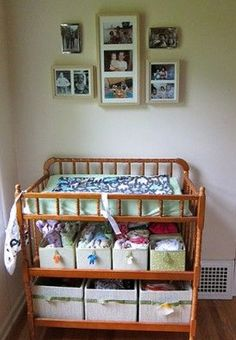i love you more than carrots changing table organization must haves decor nursery ideas pinterest changing table organization organizations and