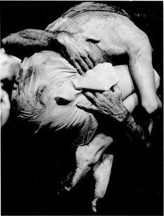 """""""Sacre du Printemps"""" Pina Bausch , Wuppertal, 1994 (c) Maarten Vanden Abeele"""