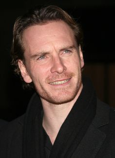I've tried...I just can't get over my fascination with Michael Fassbender.