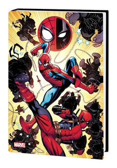 Image: Spider-Man / Deadpool by Kelly & McGuinness HC  - Marvel Comics