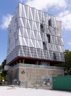 La Fabrique — Tétrarc Architectes